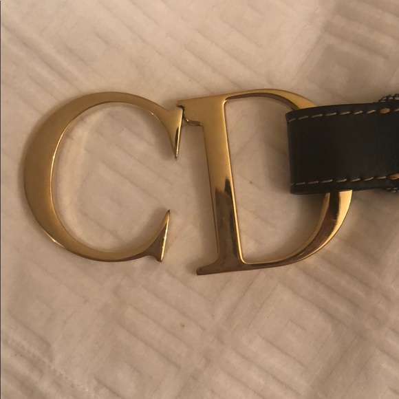 Vintage Poshmark Belt Saddle Dior Accessories